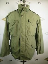 E8663 VTG US ARMY M-65 Cold Weather Field Coat Military Jacket