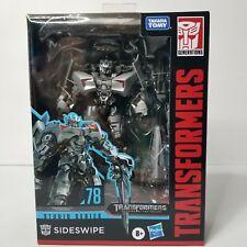 Transformers Studio Series Revenge of the Fallen Sideswipe #78 Brand New In Hand