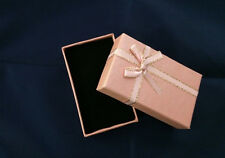 ADD A BEAUTIFUL JEWELRY GIFT BOX TO YOUR ORDER - SELECT PINK NAVY PURPLE