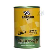 1 LITRO OLIO MOTORE AUTO BARDAHL 5W30 TECHNOS C60 EXCEED SINTETICO