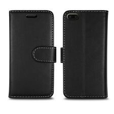 for Apple iPhone 6 6s PU Leather Wallet Book Flip Phone Luxury Pouch Case Cover Pull out Black