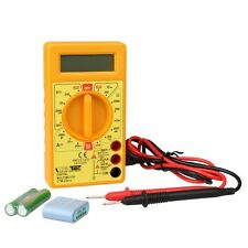 digital Multimeter Ctm-23 Eco Messgerät Spannung Strom Durchgangsprüfer