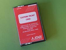 Eastern Front (1941) Atari 8-Bit Game - Atarisoft (SCC)