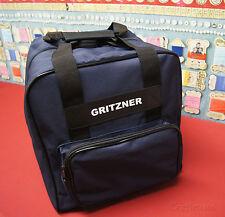 Tasche für GRITZNER OVERLOCK 788 Nähmaschine ~ praktisch mit Zubehörfach ~ Neu