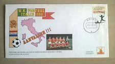 FDC Zaanstad WK voetbal Italie 1990 (incl foto)