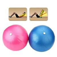 25cm Exercise Pilates Balance Yoga Fitness Ball Aerobic Abdominal Birth lot - S