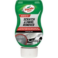 Turtle Wax Scratch and Swirl Remover - 11 Ounce Bottle - NEW