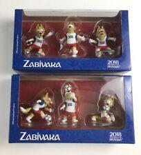 Zabivaka World Cup FIFA 2018 Action figures Football Soccer Mascot Toy