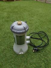 Intex Krystal Clear 604 Paddling / Swimming Pool Filter Pump For 8'/10'/12'/15'
