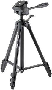Velbon Japan Camera Tripod Tripods Stand Black 3way EX-440
