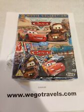 Cars & Cars 2 Box Set [Blu-ray] [2006] [Region Free] case damage free shipping