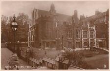 LONDON :Garden Court,Temple RP-TUCK