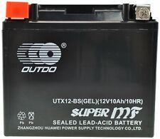 Bateria Moto YTX12-BS-GEL BATERIA DE GEL