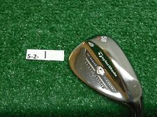 TaylorMade 2015 TP Tour Preferred EF 58* ATV Lob Wedge KBS Steel Excellent