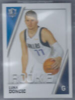 LUKA DONCIC 2018-19 PANINI STICKER ROOKIE RC #217 DALLAS MAVERICKS