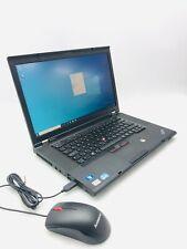"Lenovo Thinkpad W530 15.6"" Laptop Core i7 3.2ghz 32GB RAM  500 GB  SSD + Mouse"