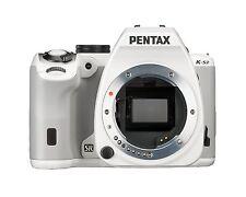 NEW BOXED PENTAX K-S2 KS2 CAMERA BODY WHITE