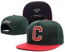 New Hip Hop Men's CAYLER Sons Cap adjustable Baseball Snapback Cool Red hat 113#