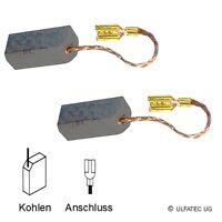 Kohlebürsten FLEX H 1127 VE, H 1127 VE (mit Kabelschuh) K 23 - 6,3x7x16mm (2160)