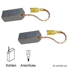 Kohlebürsten FLEX LW 1503 S, LWG 1503 (mit Kabelschuh) K 23 - 6,3x7x16mm (2160)