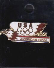 RARE PINS PIN'S .. OLYMPIQUE OLYMPIC JEUX ATLANTA 1996 AIGLE EAGLE TEAM USA ~16