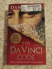 The Da Vinci Code by Dan Brown 2003 Paperback Very Good Condition