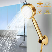High Pressure Shower Head Ionic Handheld Water-Saving Filtration Hand