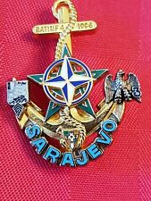 insigne militaire troupes de marine OPEX