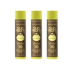 Sun Bum SPF30 Lip Balm - Key Lime - 3 Pack - 20-46025-3PK