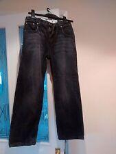 Boys denim black jeans age 9-10 years Cherokee