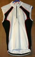 NORTHWAVE STEALTH BIOMAP SLEEVELESS GENTS CYCLING JERSEY LARGE