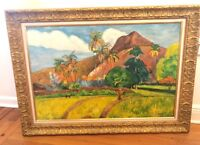 Hand Painted Oil Painting Repro Paul Gauguin
