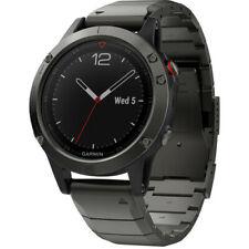 Garmin Fenix 5 Sapphire Edition Multi-Sport Training GPS Watch - 010-01688-2