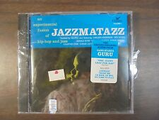 "NEW SEALED CD "" Jazzmatazz"" Volume 1 (G)"