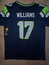 ($70) NIKE Seattle Seahawks MIKE WILLIAMS nfl Jersey YOUTH KIDS BOYS (L-LARGE)
