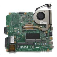 Dell Latitude 3440 Motherboard Intel i3-4030u with Heatsink and fan RGV81