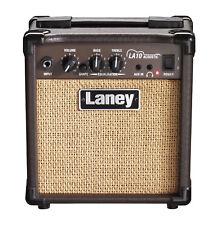 Laney LA10 Acoustic Instrument Ukulele Combo Amplifier Compact Uke Acoustic Amp