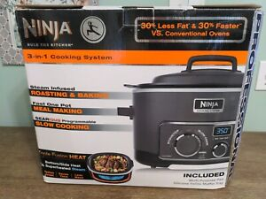 Brand New in the box! Ninja 3-in-1 Cooking System MC701