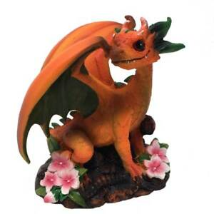 Peach Dragon by Stanley Morrison
