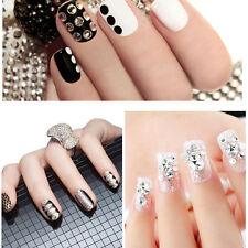 Transparent Strass Nail Art Decoration Nail Rhinestone Jewelry Nails Stones