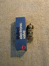 MULLARD pcc89 valvola/tube. NUOVO Vecchio Stock. spedizione Gratuita in UK.
