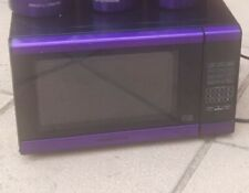Morphy Richards Microwave Oven,purple
