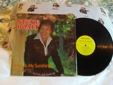 STEVE BOALT .. JESUS IS MY SUNSHING .. WITH DON WYRTZEN . STEVE BOALT LP  SIGNED