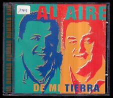 AL AIRE - De Mi Tierra - SPAIN CD Coliseum 1998 - 10 Tracks - Como Nuevo