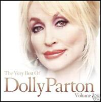 DOLLY PARTON - BEST OF : VOLUME 2 CD ~ COUNTRY GREATEST HITS TWO *NEW*