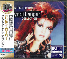 CYNDI LAUPER-TIME AFTER TIME: THE COLLECTION-JAPAN BLU-SPEC CD2 D20