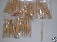 Pack Of 60 Baluster Rails For 12th Dolls House BR86/E