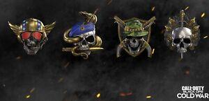 Black Ops Cold War | Prestige Master Level 1000