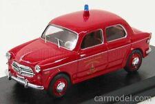 Rio-models 4285 scala 1/43 fiat 1100/103 t.v. vigili del fuoco 1955 - fire
