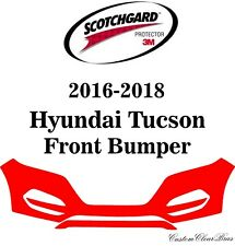 3M Scotchgard Paint Protection Film Clear Fits 2016 2017 2018 Hyundai Tucson